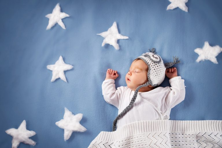 bebeklerde uyku duzeni
