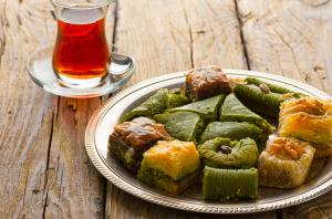 ramazan tatlisiz olmaz tabi ama ya kilo alirsam diyenlerden misiniz
