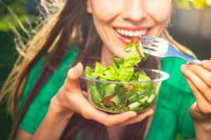 stresinizi yiyerek azaltin