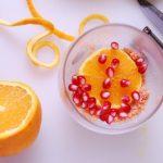 grip salginindan korunmak nar ve portakal karisimini deneyin