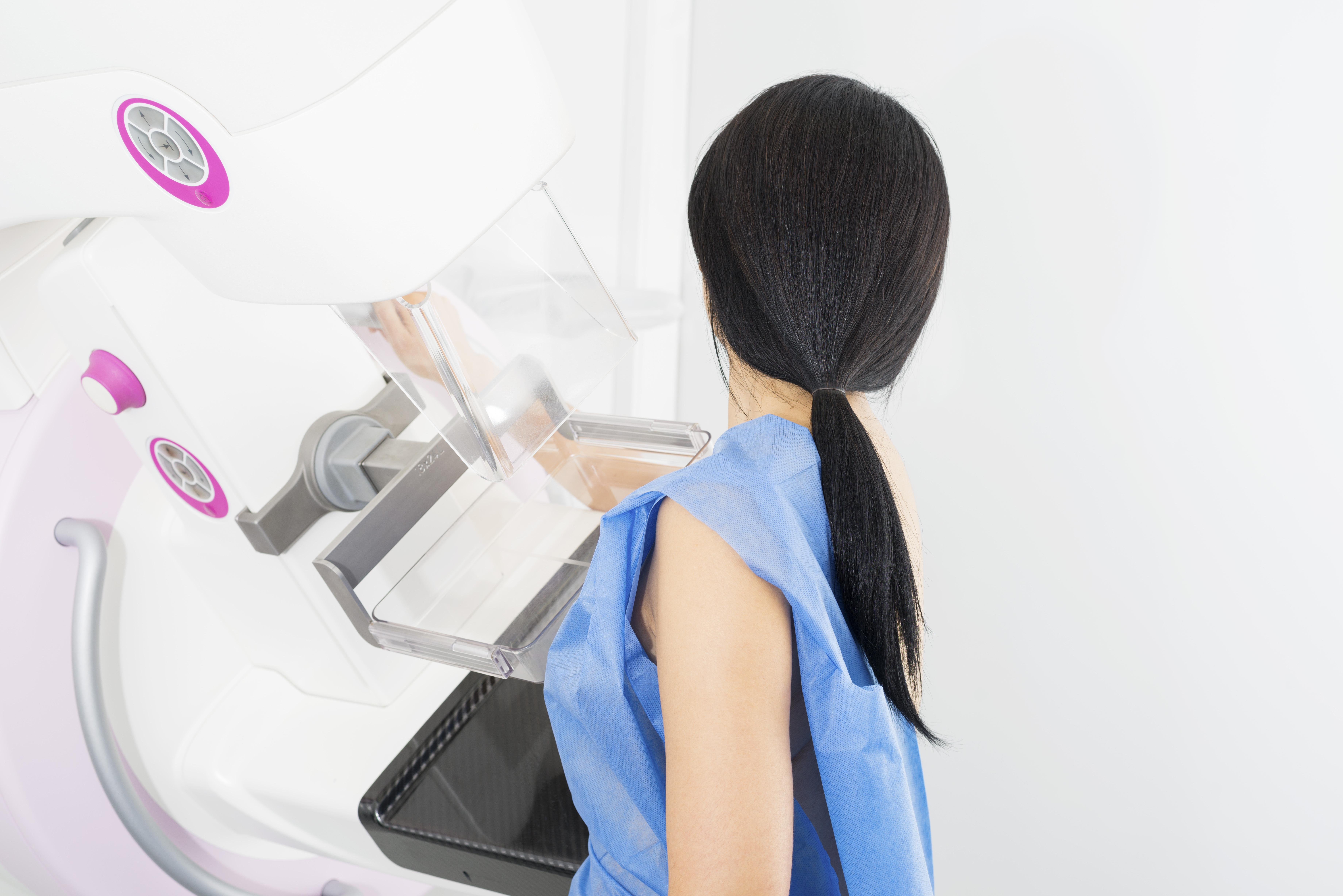 meme goruntulemesinde yeni teknoloji dijital mamografi