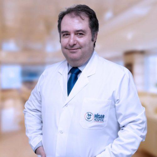 Prof. Dr. Cihan TOP, Bölüm Başkanı