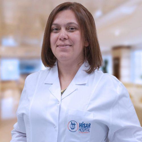 Doç. Dr. Ayşe Nur Çakır Güngör