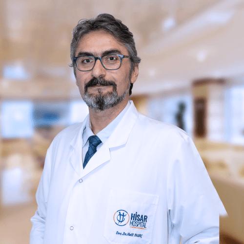 Doç. Dr. Halil BURÇ