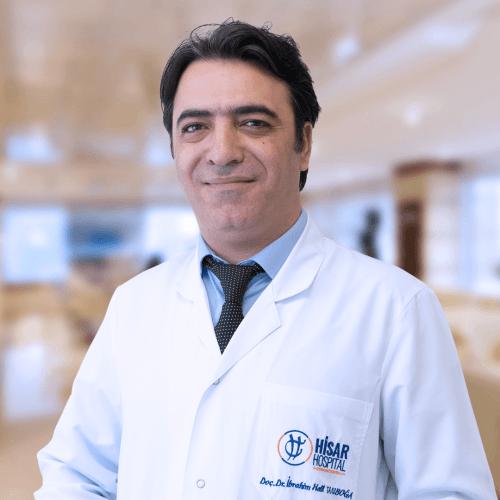 Doç. Dr. İbrahim Halil TANBOĞA