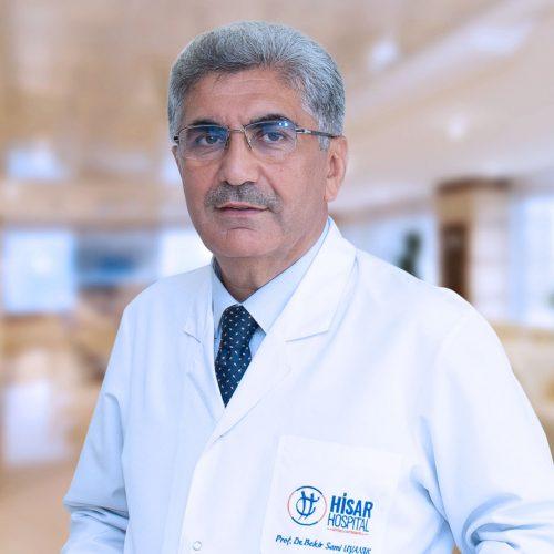Prof. Dr. Bekir Sami UYANIK