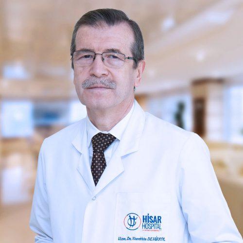 Uzm. Dr. Nurettin DEMİRKOL