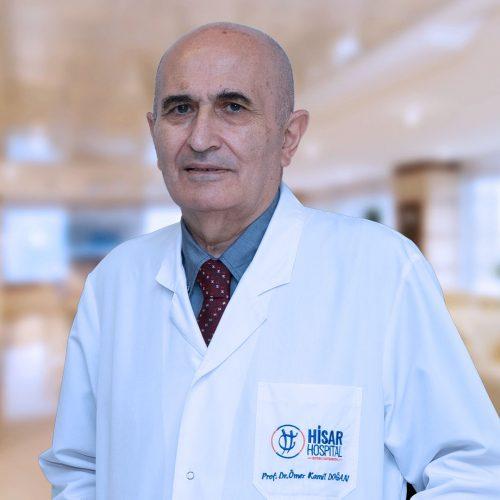 Prof. Dr. Ömer Kamil DOĞAN, Bölüm Başkanı