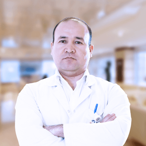 Dr. Guvandyk HUDAYKULOV