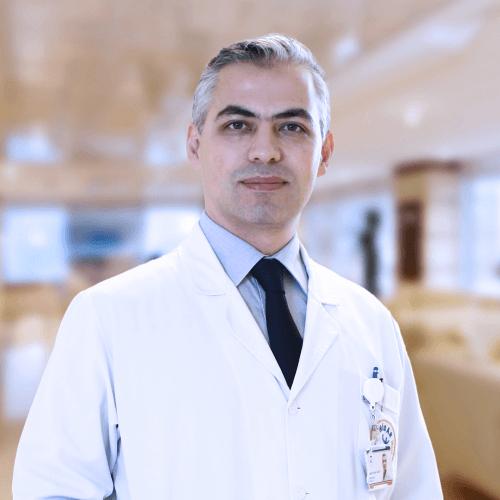 Uzm. Dr. Süleyman Hilmi AKSOY