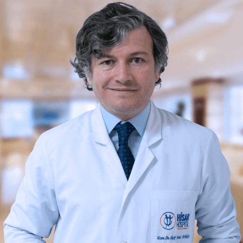 Uzm. Dr. Akif Nuri DOĞAN