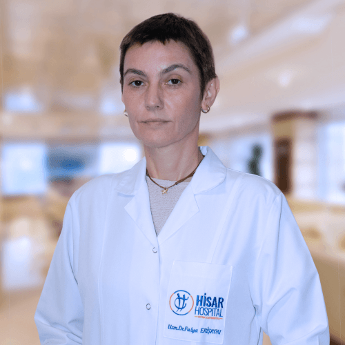 Uzm. Dr. Fulya ERİŞKON