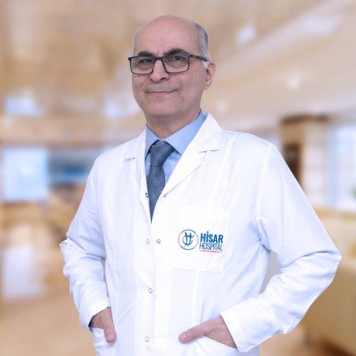 Prof. Dr. Aytaç YİĞİT, Bölüm Başkanı