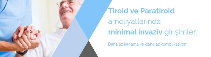 Endokrin Cerrahi (Tiroid ve Paratiroid Hastalıkları)