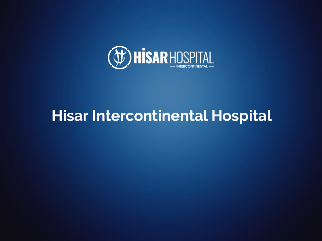Hisar Intercontinental Hospital Tanıtım Videosu