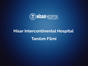 hisar intercontinental hospital tanitim filmi 2 1 1