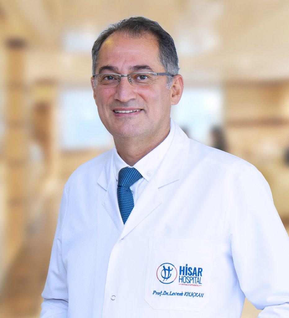 Prof Dr Levent Kilickan copy