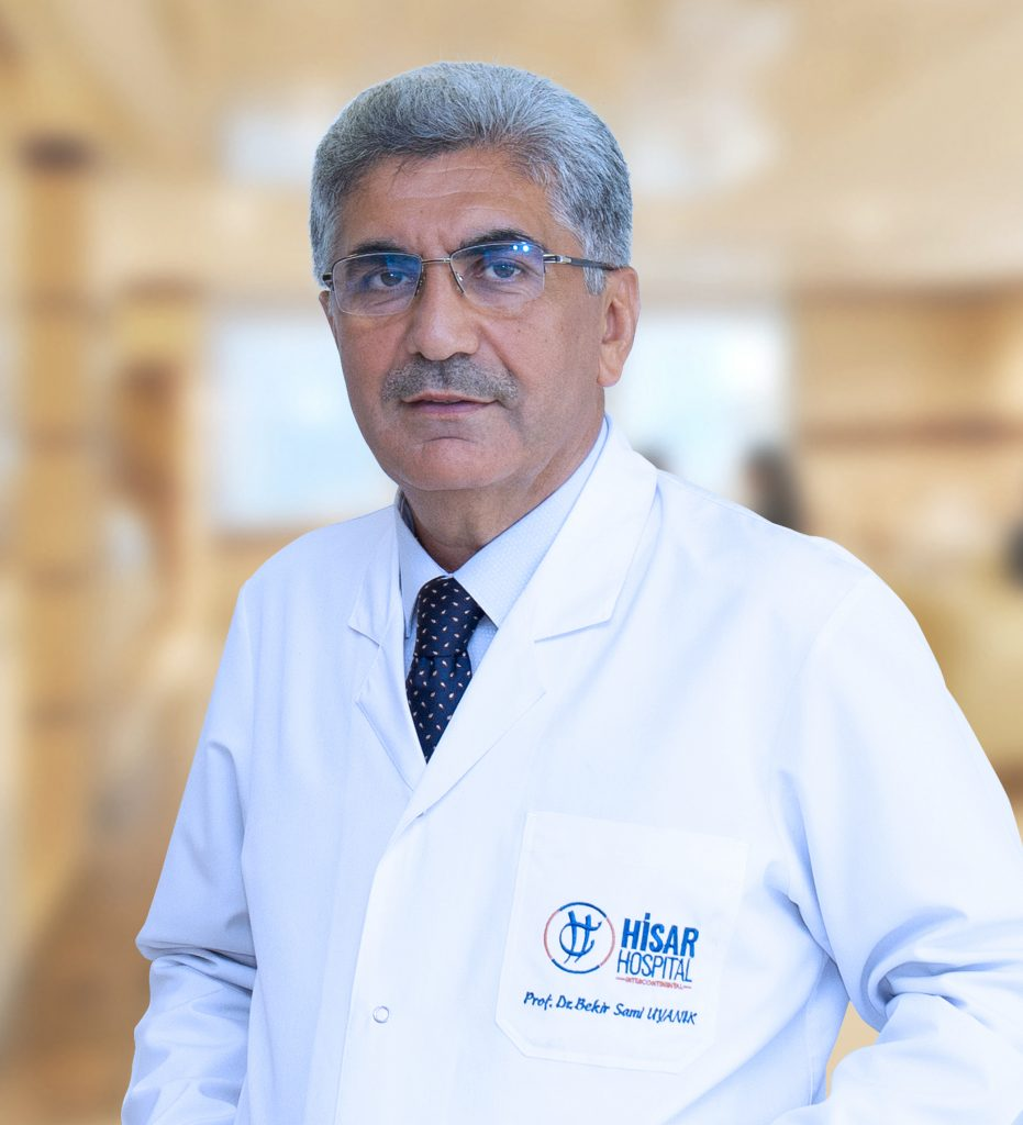 Prof Dr Bekir Sami Uyanik copy